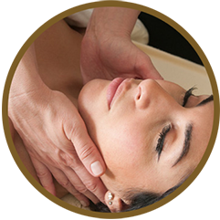 Round Lymphatic Drainage